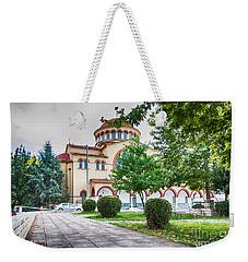 Larissa Old City Church Weekender Tote Bag