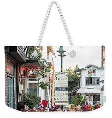 Larissa Old City Street View Weekender Tote Bag