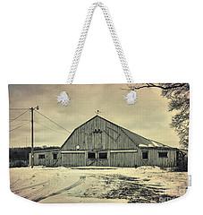 Larsen Road Barn Weekender Tote Bag