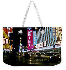 Las Vegas 1964  II Weekender Tote Bag