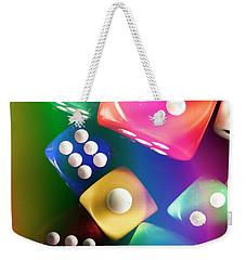 Las Vegas Art Weekender Tote Bag