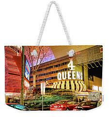 Las Vegas Weekender Tote Bag