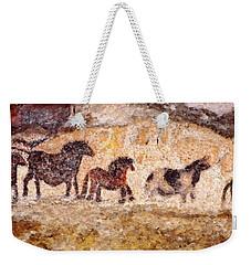 Lascaux Horses Weekender Tote Bag