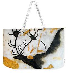 Lascaux Megaceros Deer 2 Weekender Tote Bag