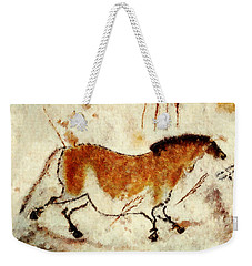 Lascaux Prehistoric Horse Weekender Tote Bag