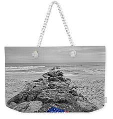 Lashley Beach Freedom Weekender Tote Bag