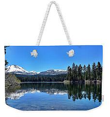 Lassen Volcanic National Park Weekender Tote Bag