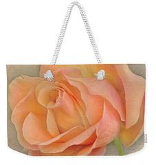 Last Autumn Rose Weekender Tote Bag