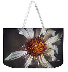 Weekender Tote Bag featuring the photograph Last Dance by Amy Weiss