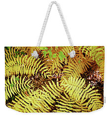 Weekender Tote Bag featuring the photograph Last Days by Betsy Zimmerli