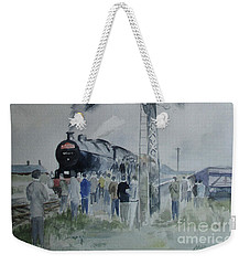 Last Days Weekender Tote Bag
