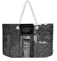 Last Door In Oregon Weekender Tote Bag