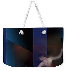 Last Flamenco Weekender Tote Bag