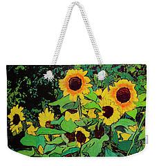 Last Garden 3 Weekender Tote Bag