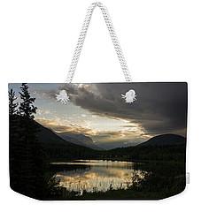 Last Light - 365-261 Weekender Tote Bag