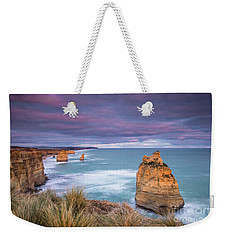 Last Light Of Day Weekender Tote Bag