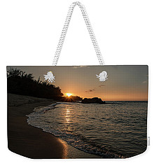 Last Light Weekender Tote Bag