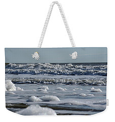 Weekender Tote Bag featuring the photograph Last Look Of The Season by Greg Graham