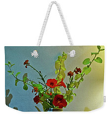 Last Of Summer Weekender Tote Bag