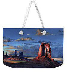 Last Rays Of The Day Weekender Tote Bag