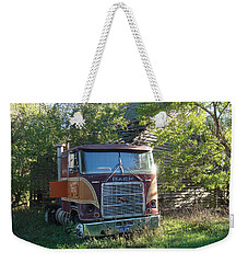 Last Ride Weekender Tote Bag