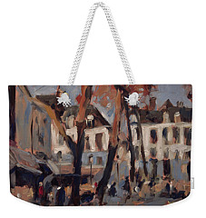 Last Sunbeams Our Lady Square Maastricht Weekender Tote Bag