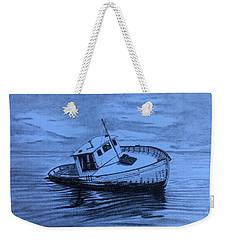 Last Voyage  Weekender Tote Bag