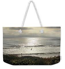 Last Wave Weekender Tote Bag