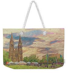 Lasting Impression - Prague Weekender Tote Bag
