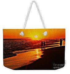 Lasting Memory Weekender Tote Bag