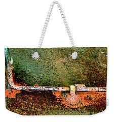 Latch 5 Weekender Tote Bag
