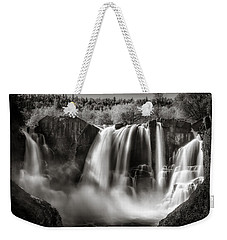 Late Afternoon At The High Falls Weekender Tote Bag