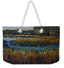 Late Afternoon Weekender Tote Bag by Dorothy Allston Rogers