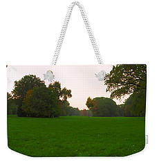 Late Afternoon In The Park Weekender Tote Bag