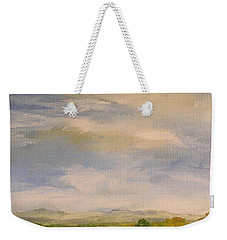 Late Afternoon In Vermont  Weekender Tote Bag