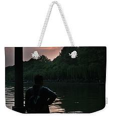 Late Afternoon On West Lake Weekender Tote Bag