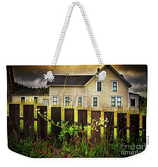 Late Afternoon Storm Weekender Tote Bag by Craig J Satterlee