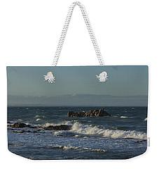 Late Afternoon Waves Weekender Tote Bag