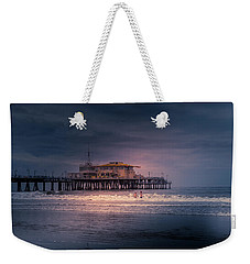 Late Evening Swim Weekender Tote Bag