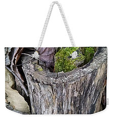 Late Fall Reflections Weekender Tote Bag