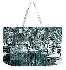 Late Fall  Weekender Tote Bag