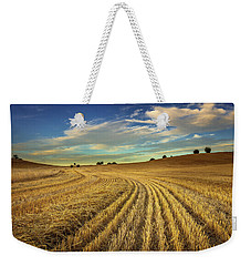 Late Harvest Weekender Tote Bag