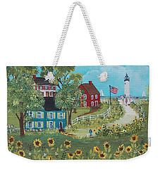 Late July Weekender Tote Bag