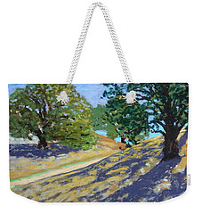 Late Light's Shadows Weekender Tote Bag by Gary Coleman