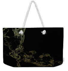 Late Night Weekender Tote Bag