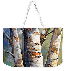 Late November Weekender Tote Bag