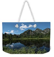 Late Spring Peaks Weekender Tote Bag
