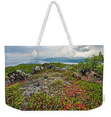 Late Summer In The North Weekender Tote Bag