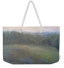 Late Summer Landscape Weekender Tote Bag