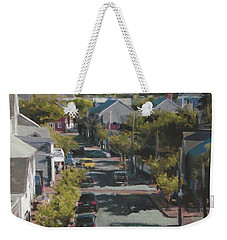 Late Summer Nantucket Weekender Tote Bag